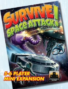 Survive : Space Attack! – 5-6 Player Expansion